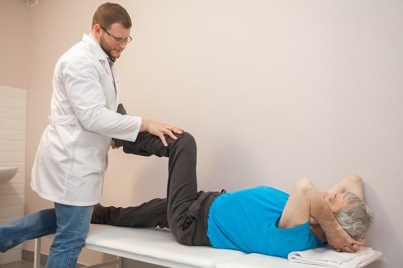 Реабилитация после инсульта, переломов, больницы