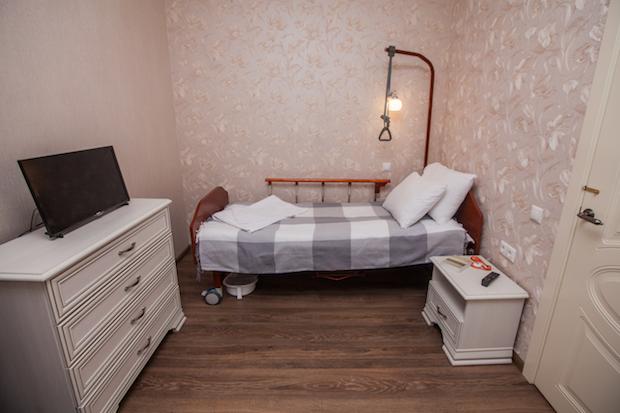 Комната для лежачих