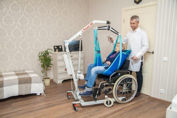 Уход за пожилыми людьми цены