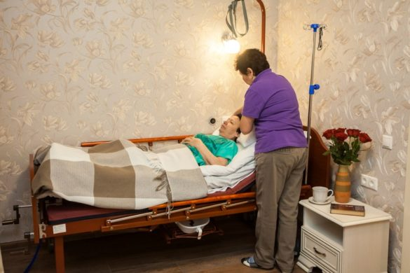 Лечение пролежней у пожилых людей