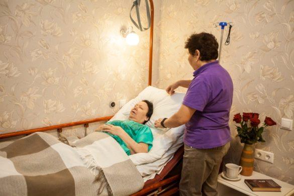 Реабилитационный центр для пожилых людей после инсульта