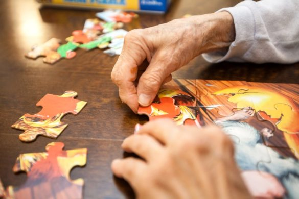 Пансионат для пожилых людей с болезнью Паркинсона