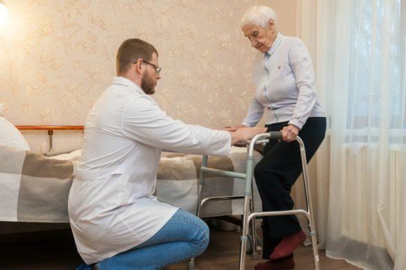 Пансионат для пожилых по уходу после переломов шейки бедра