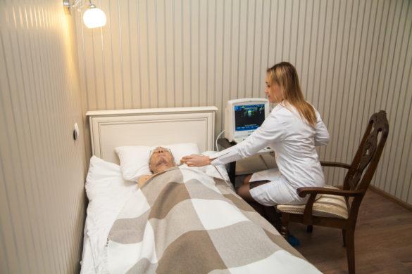 Уход за пожилыми после инфаркта