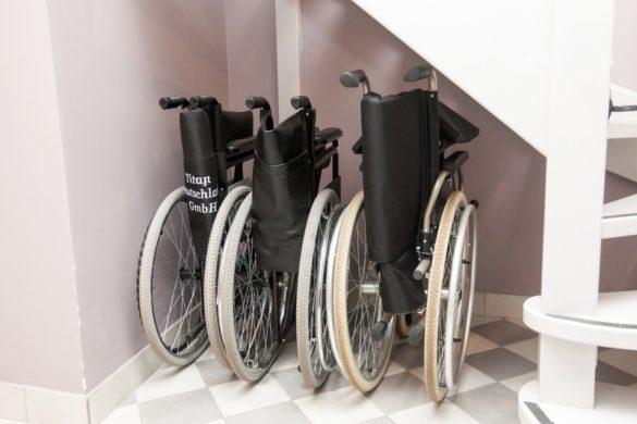 Реабилитационный центр для пожилых людей после перелома